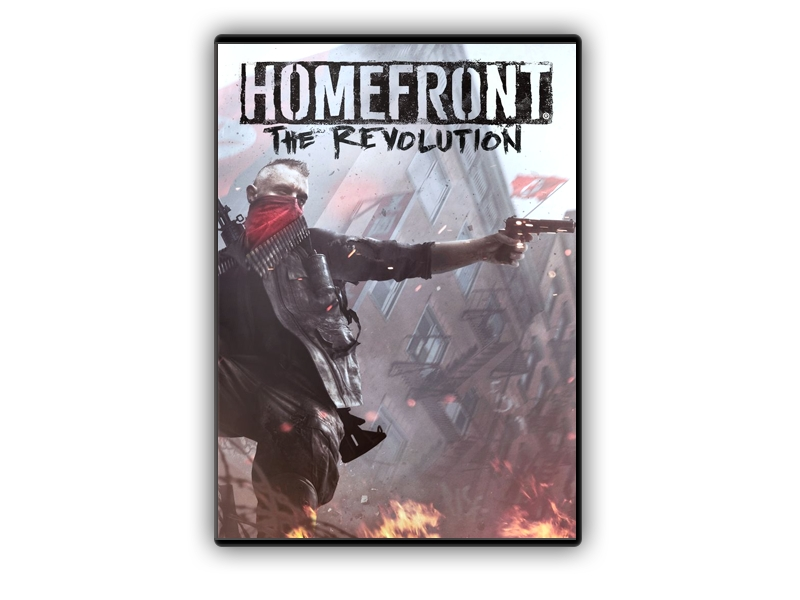 Homefront: The Revolution Freedom Fighter
