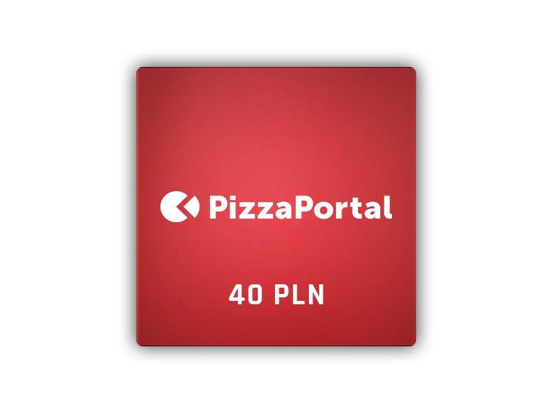 PizzaPortal Voucher 40 PLN