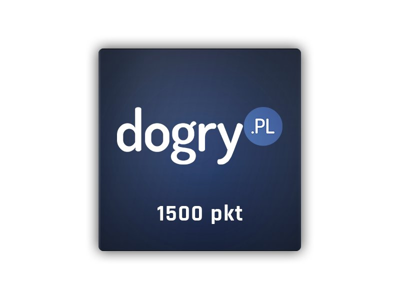 dogry.pl - 1500 pkt