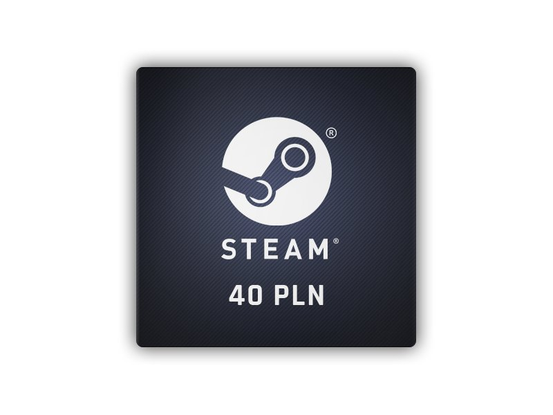 Steam Gift Card 40 PLN
