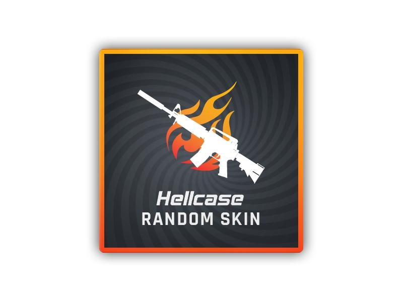 Losowy skin od Hellcase.com