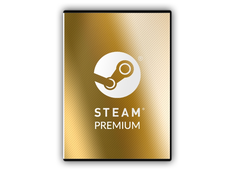 Random PREMIUM Steam Key