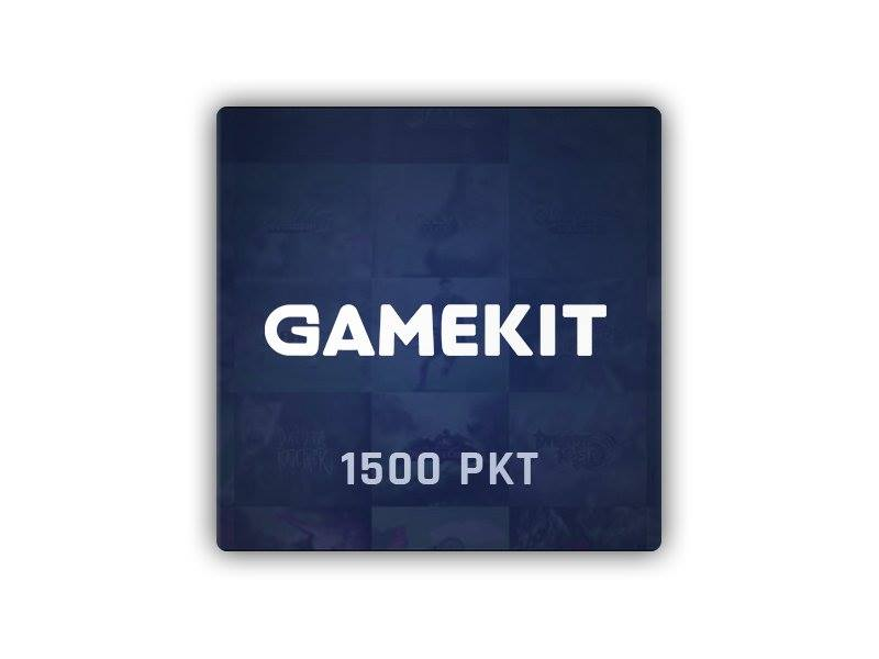 gamekit.com 1500 Points