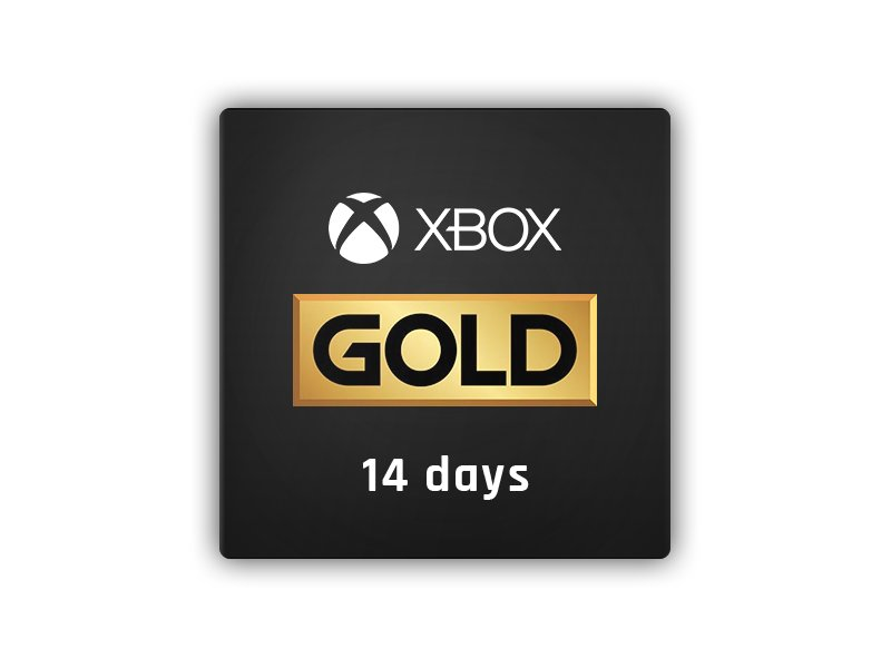 XBOX LIVE 14 Days NORTH AMERICA