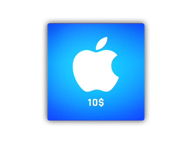 Apple Gift Card 10 USD NORTH AMERICA