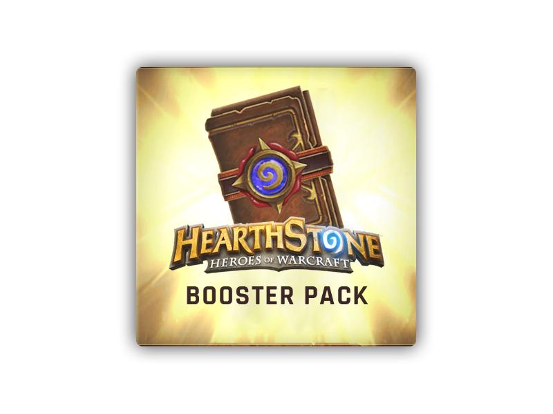 Hearthstone Booster Pack EU