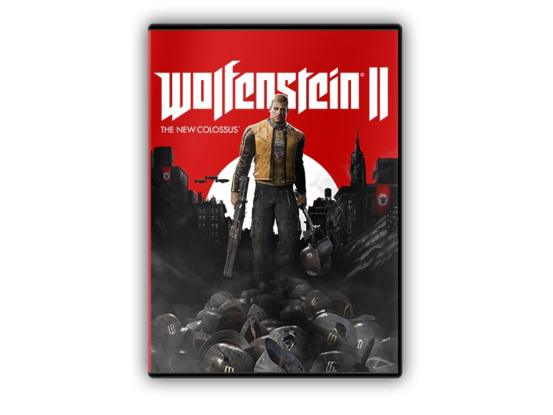 Wolfenstein 2 II: The New Colossus RU/CIS