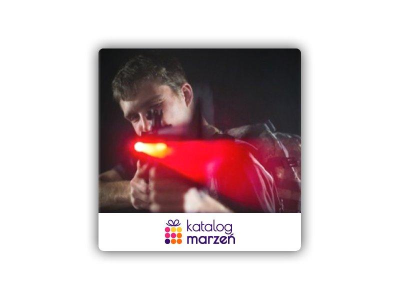 Przygoda z paintballem laserowym   Łódź (2 osoby)