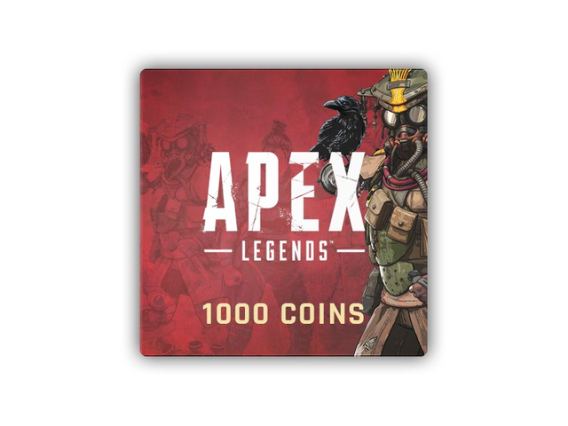 Apex Legends - 1,000 Apex Coins