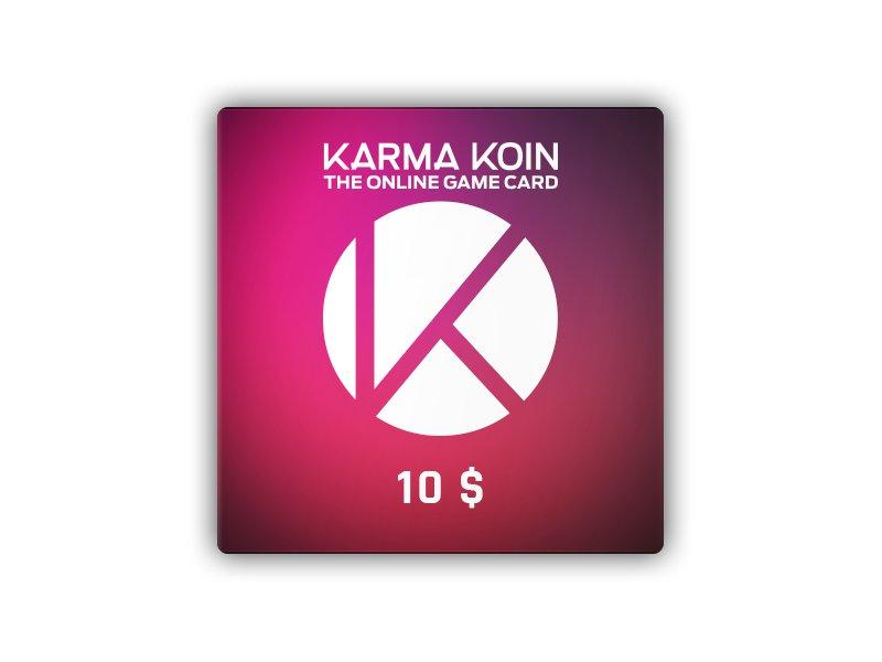 Karma Koin 10 USD