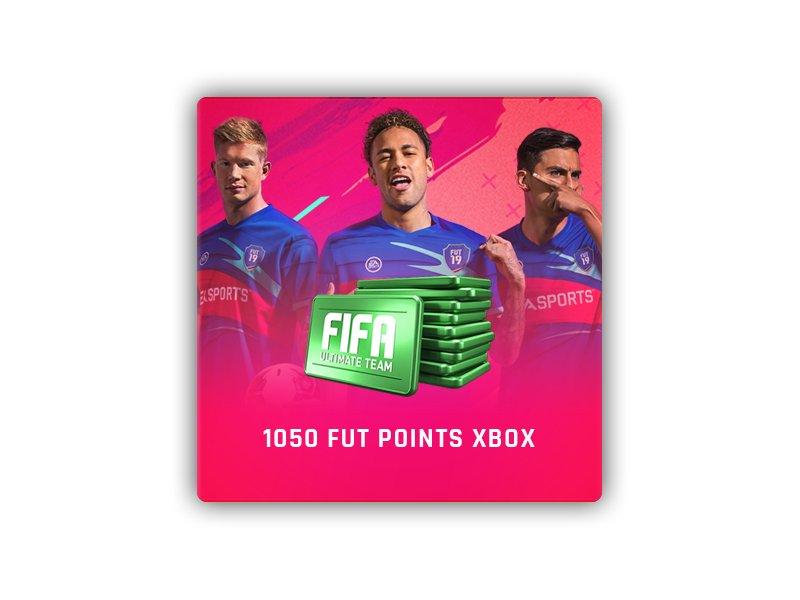 FIFA19 1050 FUT Points XBOX LIVE