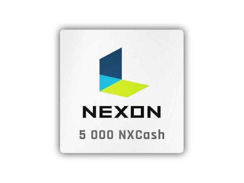 Nexon Cash 5000