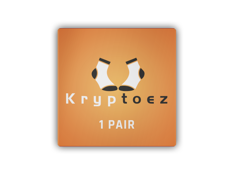 Kryptoez - Fit Socks