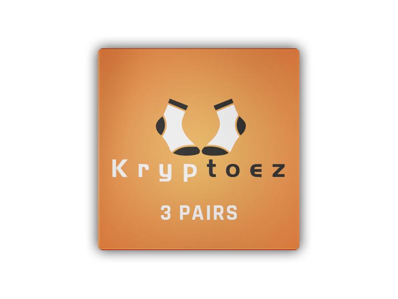 Kryptoez - stylowe skarpety