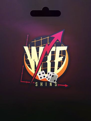 WTFSkins Gift Card 5 USD