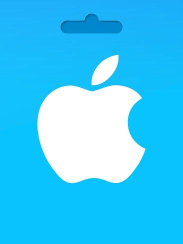 App Store & iTunes 50  PLN - karta podarunkowa