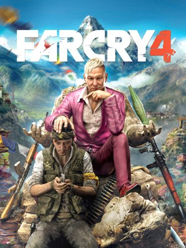 Far Cry 4 RU/CIS