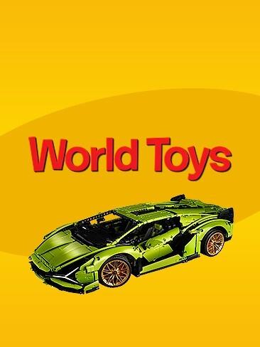WorldToys - karta podarunkowa 499,99 PLN
