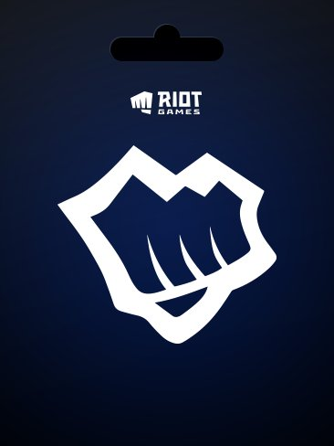 League of Legends -  Riot Points EU