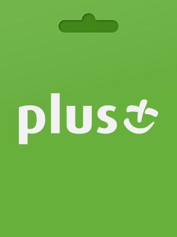 Plus - prepaid 50 PLN