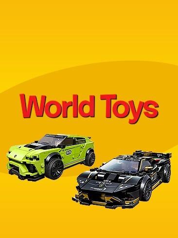 WorldToys - karta podarunkowa 199,99 PLN