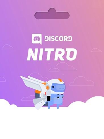Discord Nitro  Classic
