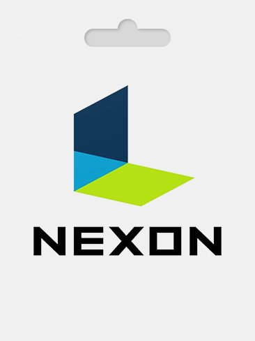 Nexon Cash Card 1000 WON South Korea