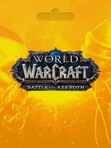 World of Warcraft Time Card 30 Days EU