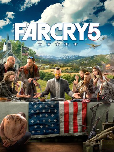 Far Cry 5 RU/CIS