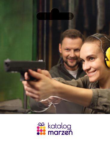 Przygoda na strzelnicy sportowej  Warszawa