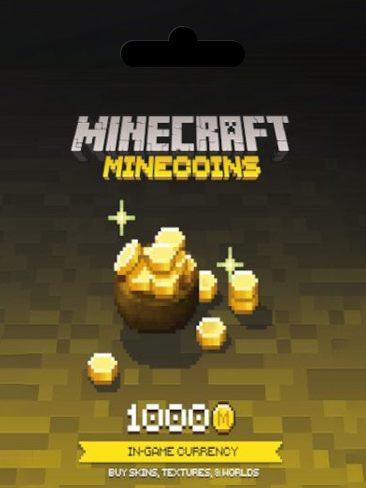 Minecraft: Minecoins  1000 Coins XBOX LIVE