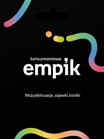 Empik - karta podarunkowa 25 PLN