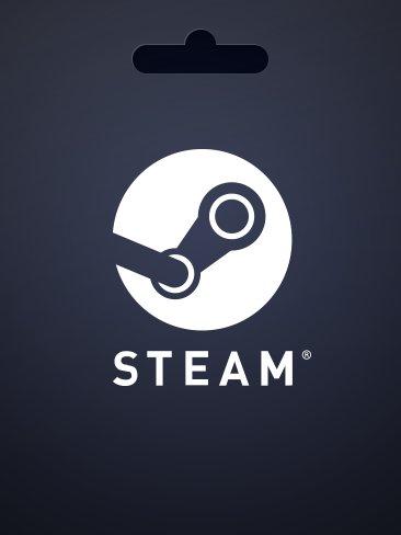 Steam 20 PLN - karta podarunkowa