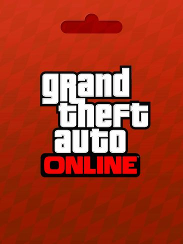 GTA ONLINE: The Red Shark Cash Card 100 000 USD