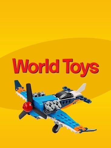 WorldToys - karta podarunkowa 49,99 PLN