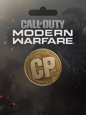 Call of Duty: Modern Warfare 2400 CP