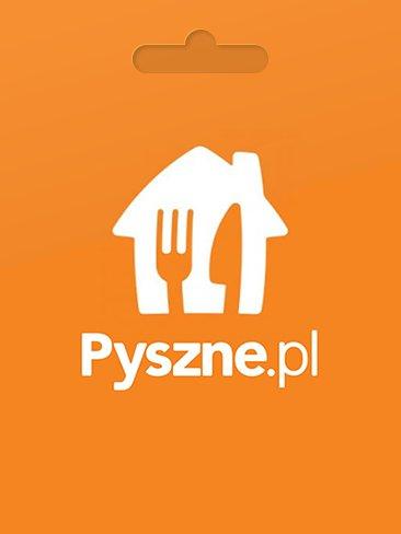 Pyszne.pl - Voucher 20 PLN