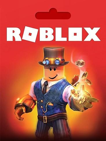 Roblox Card 10 USD