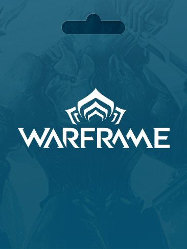 Warframe 170 Platinum