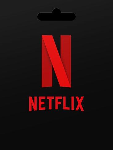 Netflix - doładowanie 60 PLN