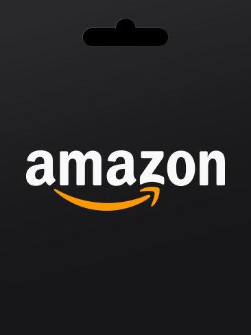 Amazon - karta podarunkowa 7.5 EUR