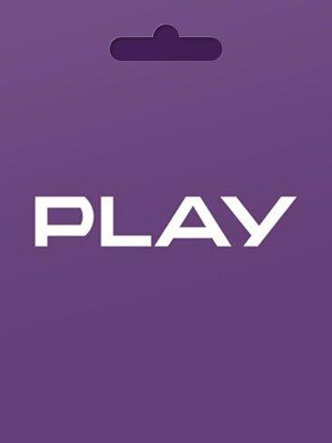 Play - prepaid 50 PLN