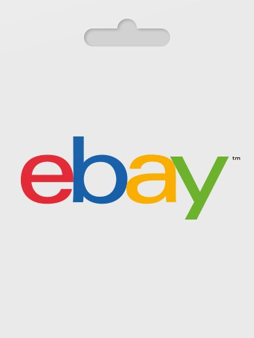 EBAY  GIFT CARD 5 USD