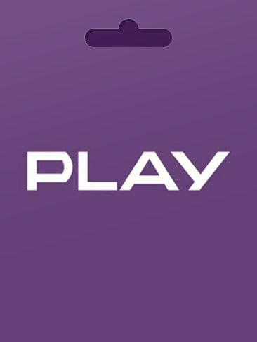 Play - prepaid 30 PLN