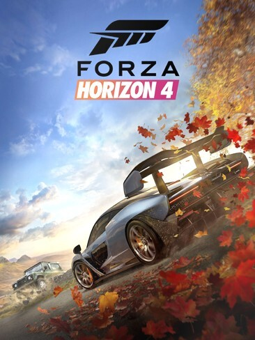 Forza Horizon 4 XBOX LIVE