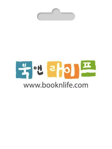 Booknlife 5 000 WON  South Korea