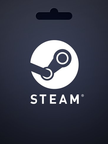 Steam Gift Card 5 USD