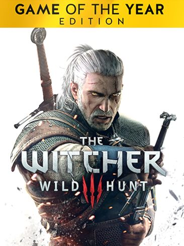Witcher 3: Wild Hunt - GOTY