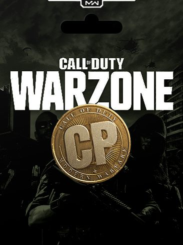 Call of Duty: Warzone 1100 CP
