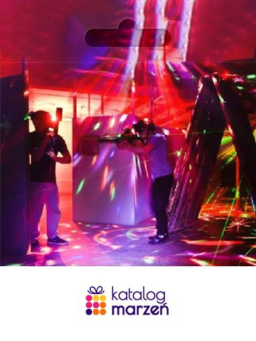 Paintball laserowy dla dwojga  Wrocław